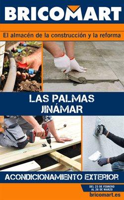 Ofertas de Jardín y bricolaje  en el folleto de Bricomart en Las Palmas de Gran Canaria