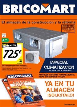 Ofertas de Aire acondicionado  en el folleto de Bricomart en Madrid