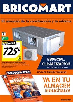 Ofertas de Bricomart  en el folleto de Sevilla