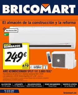 Ofertas de Jardín y bricolaje  en el folleto de Bricomart en Alcobendas