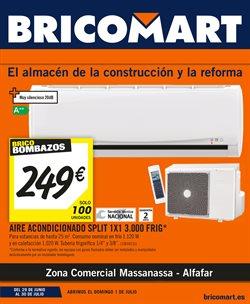 Ofertas de Jardín y bricolaje  en el folleto de Bricomart en Paterna