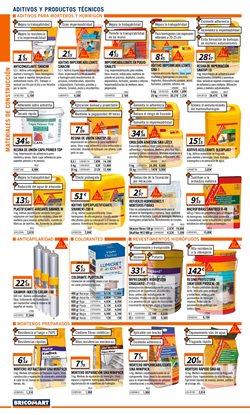Ofertas de Aditivos  en el folleto de Bricomart en Madrid