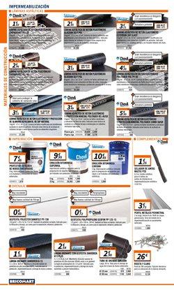 Ofertas de Materiales de construcción  en el folleto de Bricomart en Madrid