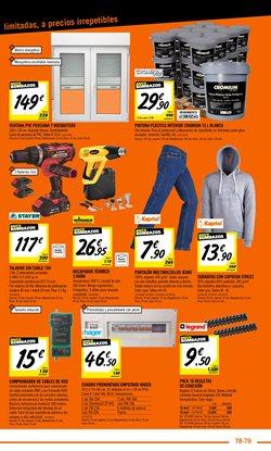 Ofertas de Pantalones  en el folleto de Bricomart en Madrid