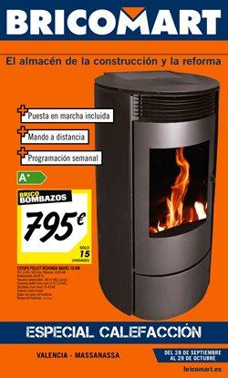 Ofertas de Bricomart  en el folleto de Valencia