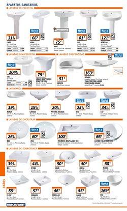Ofertas de Muebles de baño  en el folleto de Bricomart en Gijón