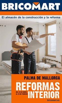Ofertas de Temporada  en el folleto de Bricomart en Palma de Mallorca