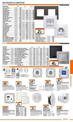 Ofertas de Tv slim  en el folleto de Bricomart en Madrid