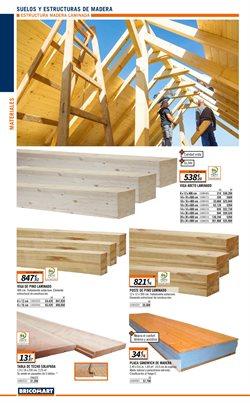 Ofertas de Materiales de construcción  en el folleto de Bricomart en Bilbao