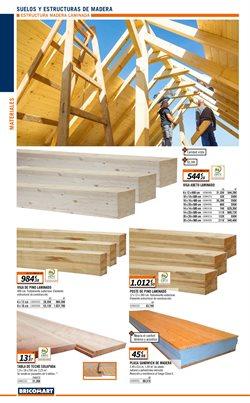Ofertas de Materiales de construcción  en el folleto de Bricomart en Telde