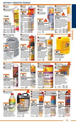 Ofertas de Productos de limpieza  en el folleto de Bricomart en Las Palmas de Gran Canaria