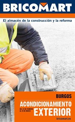 Ofertas de Bricomart  en el folleto de Burgos