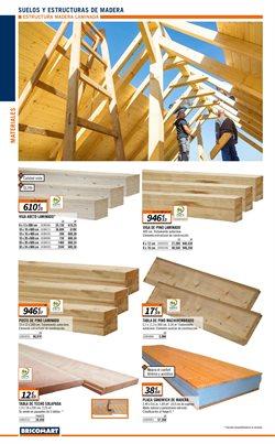 Ofertas de Construcción  en el folleto de Bricomart en Madrid