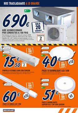 Ofertas de Aire acondicionado  en el folleto de Bricomart en Mairena del Aljarafe