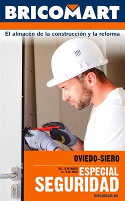 Ofertas de Bricomart  en el folleto de Oviedo