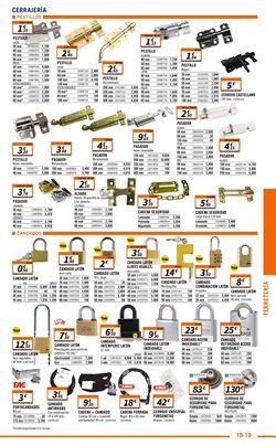 Ofertas de Deportes  en el folleto de Bricomart en El Ejido