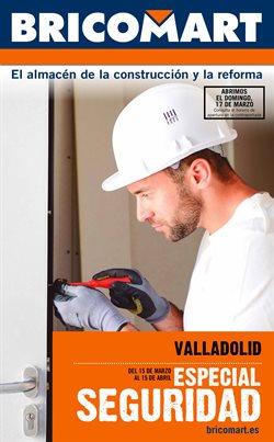 Ofertas de Bricomart  en el folleto de Valladolid
