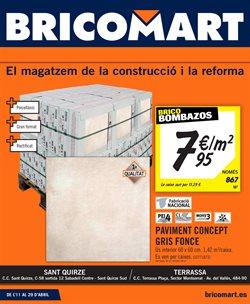 Ofertas de Jardín y bricolaje  en el folleto de Bricomart en Santa Coloma de Gramenet