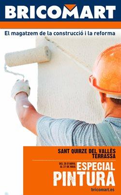 Ofertas de Jardín y bricolaje  en el folleto de Bricomart en Esplugues de Llobregat