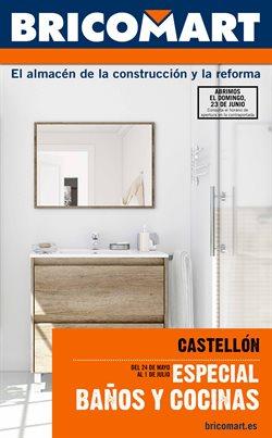 Ofertas de Hogar y muebles  en el folleto de Bricomart en Castellón de la Plana
