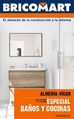 Ofertas de Hogar y muebles  en el folleto de Bricomart en El Ejido