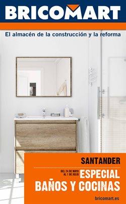 Ofertas de Jardín y bricolaje  en el folleto de Bricomart en Santander