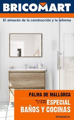 Ofertas de Jardín y bricolaje  en el folleto de Bricomart en Palma de Mallorca