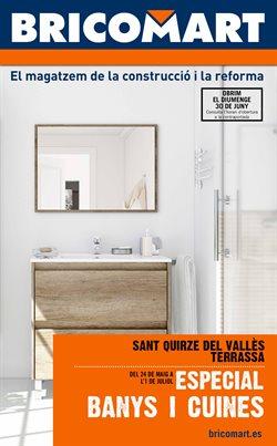 Ofertas de Hogar y muebles  en el folleto de Bricomart en Sant Cugat del Vallès