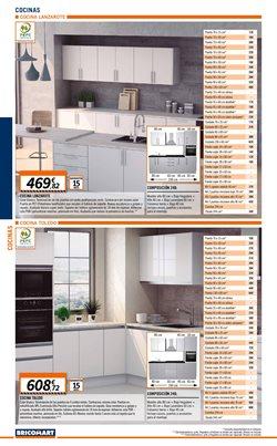 Ofertas de Cocinas  en el folleto de Bricomart en Madrid