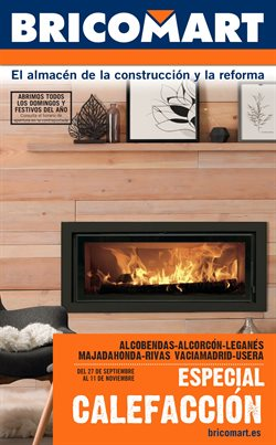 Ofertas de Jardín y bricolaje  en el folleto de Bricomart en Rivas-Vaciamadrid
