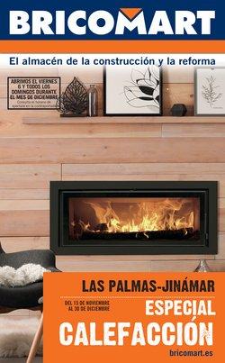 Ofertas de El Mirador  en el folleto de Bricomart en Las Palmas de Gran Canaria