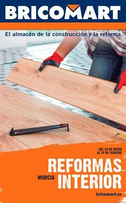 Ofertas de Hogar y Muebles en el catálogo de Bricomart en Murcia ( Caduca mañana )