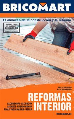 Ofertas de Hogar y Muebles en el catálogo de Bricomart en Torrejón ( Caduca mañana )