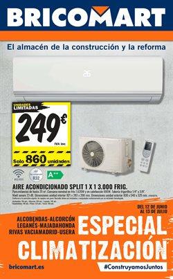 Catálogo Bricomart en Madrid ( 7 días más )