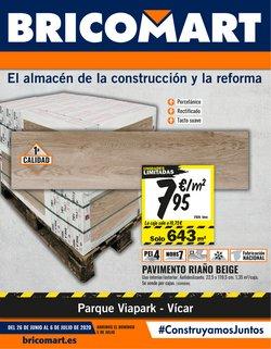 Catálogo Bricomart ( Caduca hoy )