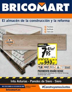 Ofertas de Hogar y Muebles en el catálogo de Bricomart en Oviedo ( Caduca mañana )