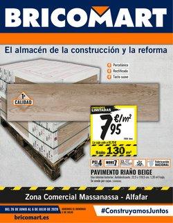 Catálogo Bricomart ( Caduca mañana )
