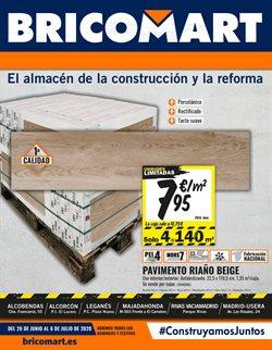 Catálogo Bricomart en Madrid ( Caduca hoy )