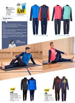 Ofertas de Chandal  en el folleto de Decathlon en Madrid