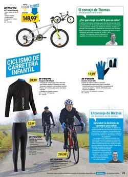 Ofertas de Chaqueta deportiva  en el folleto de Decathlon en Madrid