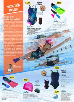 Ofertas de Bañador mujer  en el folleto de Decathlon en Sanlúcar de Barrameda