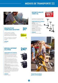 Ofertas de Mochila  en el folleto de Decathlon en Jerez de la Frontera