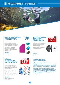Ofertas de Cubrecama  en el folleto de Decathlon en Madrid