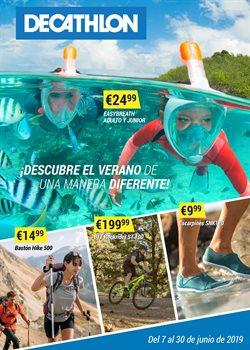 Ofertas de Ropa, zapatos y complementos  en el folleto de Decathlon en Segovia