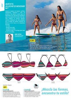 Ofertas de Bikinis  en el folleto de Decathlon en Madrid