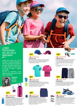 Ofertas de Faldas  en el folleto de Decathlon en Alcobendas