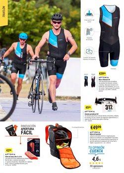 Ofertas de Bolsa de deporte  en el folleto de Decathlon en Alcalá de Henares