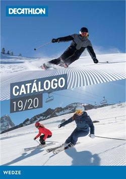Catálogo Decathlon en Madrid ( Caduca mañana )
