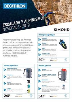 Ofertas de Deporte  en el folleto de Decathlon en Mérida