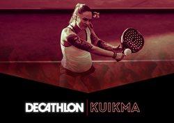 Ofertas de Deporte en el catálogo de Decathlon en Lasarte-Oria ( Más de un mes )